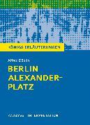Cover-Bild zu Döblin, Alfred: Berlin Alexanderplatz von Alfred Döblin