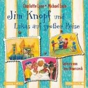 Cover-Bild zu Ende, Michael: Jim Knopf und Lukas auf großer Reise