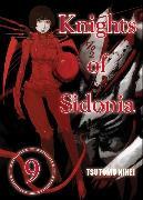 Cover-Bild zu Nihei, Tsutomu: Knights of Sidonia, Volume 9