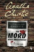 Cover-Bild zu Christie, Agatha: Ein Mord wird angekündigt