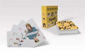 Cover-Bild zu de Sousa, Chantel (Illustr.): Friends Playing Cards