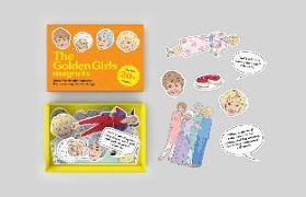 Cover-Bild zu de Sousa, Chantel (Illustr.): Golden Girls Magnets