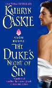 Cover-Bild zu Caskie, Kathryn: The Duke's Night of Sin