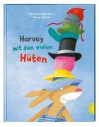 Cover-Bild zu Schreiber-Wicke, Edith: Harvey mit den vielen Hüten