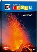 Cover-Bild zu Braun, Christina: WAS IST WAS Erstes Lesen Band 3. Vulkane