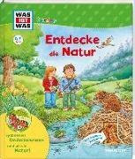 Cover-Bild zu Braun, Christina: WAS IST WAS Junior Entdecke die Natur