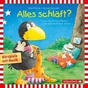 Cover-Bild zu Moost , Nele: Alles schläft? (Alles weiter und noch mehr!, Alles Monster!, Alles verbummelt!, Alles bestens vorbereitet!)