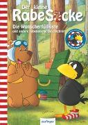 Cover-Bild zu Moost, Nele: Der kleine Rabe Socke: Die Wunscherfüllkiste und andere rabenstarke Geschichten