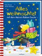 Cover-Bild zu Moost, Nele: Der kleine Rabe Socke: Alles weihnachtet mit dem kleinen Raben Socke