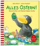 Cover-Bild zu Moost, Nele: Der kleine Rabe Socke: Alles Ostern!
