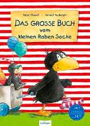 Cover-Bild zu Moost, Nele: Der kleine Rabe Socke: Das große Buch vom kleinen Raben Socke