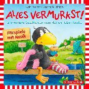 Cover-Bild zu Moost, Nele: Alles vermurkst!