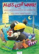 Cover-Bild zu Moost, Nele: Der kleine Rabe Socke: Alles echt wahr!