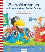 Cover-Bild zu Moost, Nele: Der kleine Rabe Socke: Alles Abenteuer mit dem kleinen Raben Socke