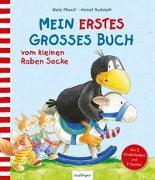Cover-Bild zu Moost, Nele: Der kleine Rabe Socke: Mein erstes großes Buch vom kleinen Raben Socke