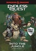 Cover-Bild zu Forbeck, Matt: Dungeons & Dragons Endless Quest: Into the Jungle