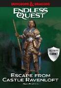 Cover-Bild zu Forbeck, Matt: Dungeons & Dragons: Escape from Castle Ravenloft: An Endless Quest Book