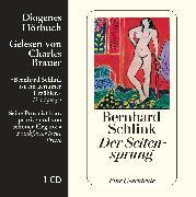 Cover-Bild zu Der Seitensprung von Schlink, Bernhard