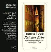 Cover-Bild zu Reiches Erbe von Leon, Donna