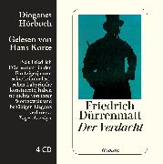 Cover-Bild zu Der Verdacht von Dürrenmatt, Friedrich