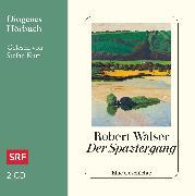 Cover-Bild zu Der Spaziergang von Walser, Robert