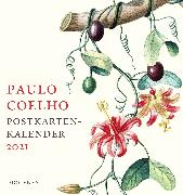 Cover-Bild zu Postkarten-Kalender 2021 von Coelho, Paulo