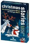 Cover-Bild zu Köhrsen, Andrea: black stories Junior - christmas stories