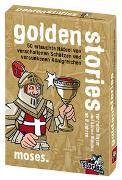 Cover-Bild zu Köhrsen, Andrea: golden stories