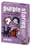 Cover-Bild zu Köhrsen, Andrea: purple stories