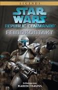 Cover-Bild zu Traviss, Karen: Star Wars: Republic Commando - Feindkontakt (Neuausgabe)