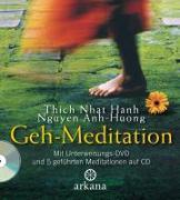 Cover-Bild zu Thich Nhat Hanh: Geh-Meditation