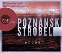 Cover-Bild zu Poznanski, Ursula: Anonym