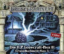 Cover-Bild zu Lovecraft, H.P.: Gruselkabinett-Box 5