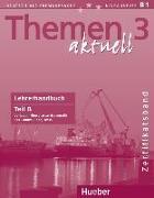 Cover-Bild zu Themen aktuell 3. Lehrerhandbuch B von Aufderstrasse, Hartmut (Hrsg.)