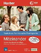 Cover-Bild zu Miteinander. Englisch von Aufderstraße, Hartmut