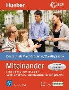 Cover-Bild zu Miteinander. Selbstlernkurs Deutsch für Anfänger. Ausgabe Thai von Aufderstraße, Hartmut