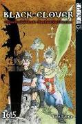 Cover-Bild zu Tabata, Yuki: Black Clover Guidebook 16.5