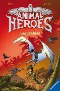 Cover-Bild zu Animal Heroes, Band 5: Leguanbiss von THiLO