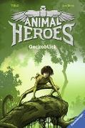 Cover-Bild zu Animal Heroes, Band 3: Geckoblick (eBook) von Thilo