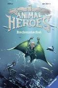 Cover-Bild zu Animal Heroes, Band 2: Rochenstachel von THiLO