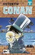 Cover-Bild zu Aoyama, Gosho: Detektiv Conan 08