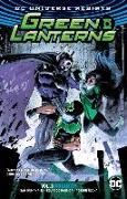 Cover-Bild zu Humphries, Sam: Green Lanterns Vol. 3: Polarity (Rebirth)