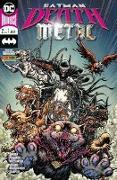 Cover-Bild zu Tynion IV, James: Batman: Death Metal Sonderband
