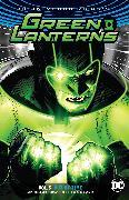 Cover-Bild zu Humphries, Sam: Green Lanterns Vol. 5: Out of Time (Rebirth)