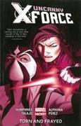 Cover-Bild zu Humphries, Sam: Uncanny X-force Volume 2: Torn And Frayed (marvel Now)