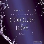 Cover-Bild zu Taylor, Kathryn: Erlöst - Colours of Love (Audio Download)