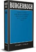 Cover-Bild zu Burgergemeinde Bern (Hrsg.): Burgerbuch 2020