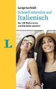 Cover-Bild zu Langenscheidt Schnell mitreden auf Italienisch