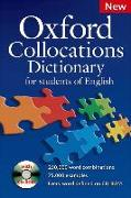 Cover-Bild zu Oxford Collocations Dictionary for students of English