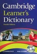 Cover-Bild zu Cambridge Learner's Dictionary